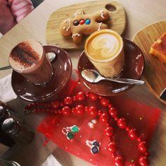 Coffee date with my Mini-Me. Zaatar, Coburg. http://instagram.com/gridlock_coffee https://twitter.com/Gridlock_Coffee https://www.facebook.com/GridlockCoffee
