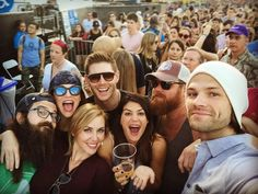 ACL 2015 Day 3mikeyroeinstagram: Such a great time at ACL in Austin this weekend! So many great laughs. Makes me miss Texas!!! Great group, Jep, Jess, Danneel, J, Gen, Jar! #ACL