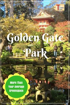 Best Things to do in Golden Gate Park in San Francisco Solo Travel, Travel Usa, Travel Tips, Stuff To Do, Things To Do, Golden Gate Park, San Francisco Travel, California Travel, Northern California