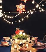 Let RelishCaterers.com cater your next event! Beautiful backyard party.