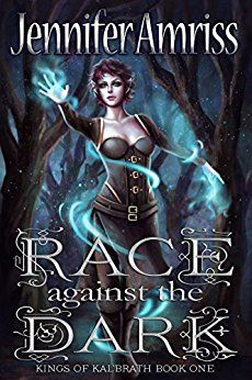 Race Against the Dark is now FREE on Amazon! Check it out!