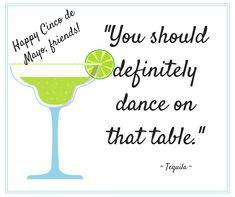 Healing Quotes, Tequila, Happy Birthday, Cinco De Mayo, Quotes On Healing, Happy Brithday, Urari La Multi Ani, Happy Birthday Funny, Recovery Quotes