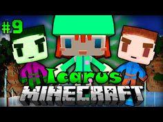 WO bin ich HIEEER?! - Minecraft Icarus #09 [Deutsch/HD] - YouTube Minecraft Mods, Mini Games, Friends, Youtube, Fictional Characters, Deutsch, Amigos, Fantasy Characters, Boyfriends
