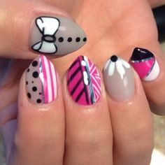 Instagram photo by jeniferdinh  #nail #nails #nailart