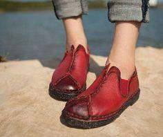 3 colores Zapatos hechos a mano zapatos Oxford zapatos