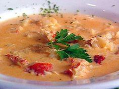 Lobster Stew Recipe : Food Network