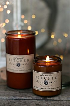Our Signature Fragrance Soy Candle Room Mist Perfume Glamour, Candle Labels, Candle Jars, Soy Candles, Scented Candles, Homemade Candles, Brown Candles, Chai, Ornaments