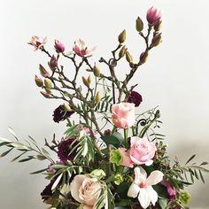 Um, @putnamflowers NAILED the florals last night!!!!! #fireflyevents #fireflywest #bicoastalbliss #FLOROGRAPHY