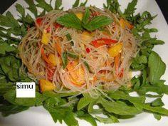 Das perfekte Glasnudelsalat einfach köstlich-Rezept mit Bild und einfacher Schritt-für-Schritt-Anleitung: ....der 3. Versuch es zu veröffentlichen.....da…