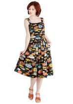Emily and Fin Far-Out and Fabulous Skirt | Mod Retro Vintage Skirts | ModCloth.com