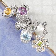 Take a look at the Balinese Artisan Silver Jewelry event on #zulily today!
