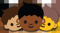 Apple's bringing a touch of diversity to its emoji selection in its latest iOS 8 update. Human Skin Color, Racial Diversity, Emoji Characters, Social Media Updates, Fancy Words, Latest Iphone, Ios 8, Stories For Kids, Apple News