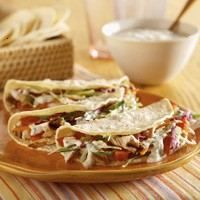 Must Try!  Fish Tacos With Yogurt Sauce