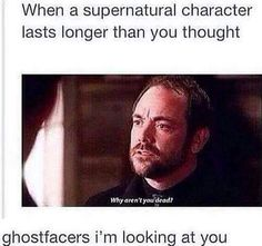 Why ghostfacers? They are so dumb how are they not dead?