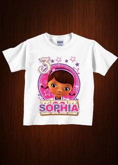 Cute Doc Mcstuffins Star/Sparkle Digital Clothing  by SDBDIRECT, $4.99