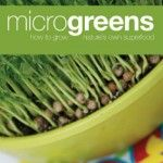 How to Grow Microgreens Book by Fionna Hill