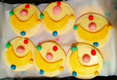 My Sailor Moon Cupcake cake made by Sensitive Sweets.      My friends both dressed up as Luna.     My friend Lisa made these Sailor Moon cookies.       I w…
