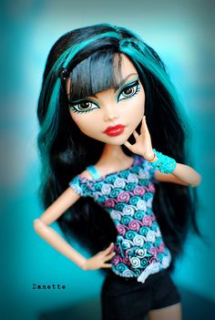 Monster High Cleo by Danette