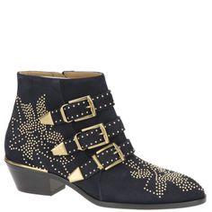 #Chloé #Susanna #Boot in '#Celtic night'. Www.Wunderl.com