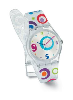 I NEED this watch - it matches Bubbles LaRue!