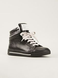 MARC BY MARC JACOBS - hi-top trainers 6