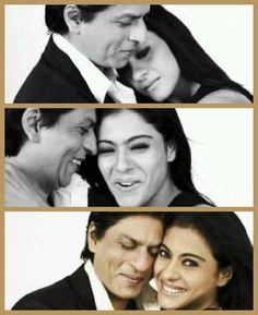 Srk-Kajol - Filmfare Magazine 2010