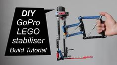 DIY GoPro LEGO Stabiliser Build Tutorial Producttank