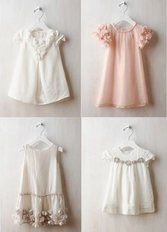 Beautiful baby dresses! for-baby