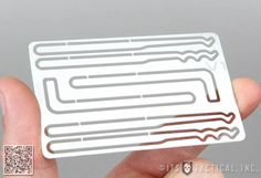 ITS Stainless Steel Entry Card 02