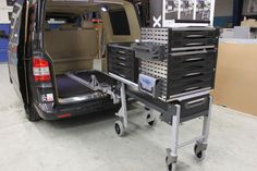 Bildergebnis für rollwagen befestigung