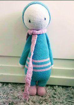 Crochet Lalylala, my first ❤️