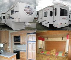 Used 2009 Heartland Big Horn 3600RE Fifth wheel