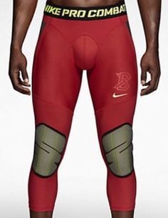 New Nike Pro Combat Hyperstrong Compression Slider Pants 634674 650 Men s XL 09868ea684