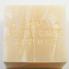 white christmas- 手作り石鹸の通販ネットショップ artist made soap PASTEL CARRE 無添加手作り石鹸の販売