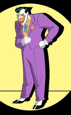 The Joker (Batman: The Animated Series) by TAnimationLB