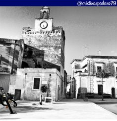 Torre dell'orologio Lizzano