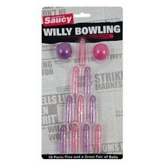 Willy Bowling Set Naughty Adult Party Game - Adult Parties / Hen Nights - New | eBay