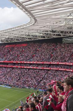 Estadio San Mames,© Airtor Ortiz