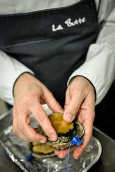 L'Aber Butte - Goûts d'Ouest, la Bretagne par le goût - ormeaux