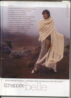 Accessoire tricot Le Point, Knitting, Albums, Shawls, Knitwear, Archive, Blouse, Picasa, Pictures