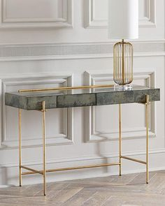 Go for the Gold – Gold Furniture, Hardware, and Accents - Home Decor