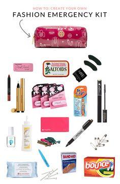 Best Diy Crafts For Teen Girls School Survival Kit School Emergency Kit, Emergency Kit For Girls, Emergency Bag, School Kit, School Hacks, Middle School Supplies, Diy School Supplies, Backpack Essentials, School Essentials