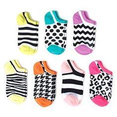 Girls' Casual Socks - Circo™ - Multi-Colored