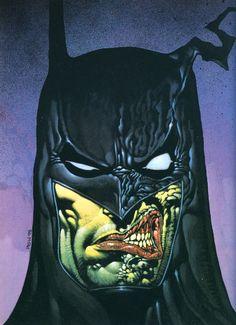 Two-Face Batman