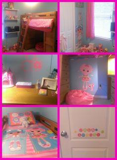 Lalaloopsy room