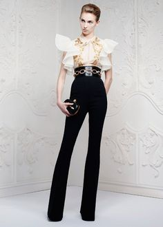 alexander mcqueen 2013.  Normally not my style, but I LOVE this!