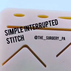 Nurse Discover The Best SUTURE KIT with Free Ebook (Rated ) Invest in your future and order yours today! Our Suture Kit comes with a free ebook that will teach you how to perform the most important suturing techniques and knots correctly! Medical Science, Medical Technology, Medical School, Technology Careers, Pa School, Technology Innovations, School Nursing, Medical Coding, Medical Laboratory