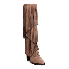 Mourtzi - Taupe Boots