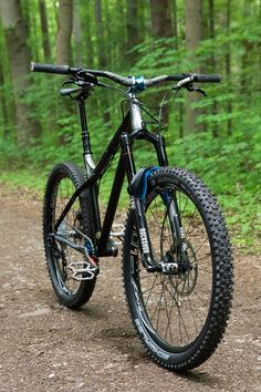 Enduro hardtail?
