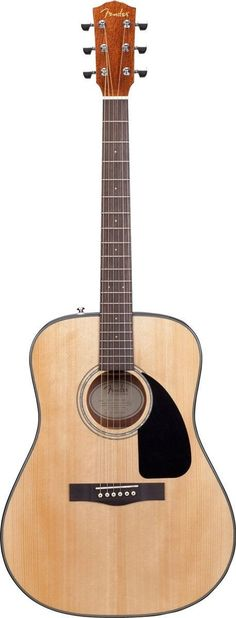 Fender DG-8S Value Pack Acoustic Guitar